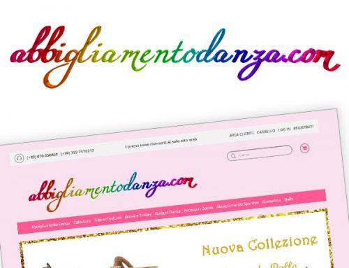 Abbigliamento Danza: Realizzazione Portali Ecommerce Sardegna