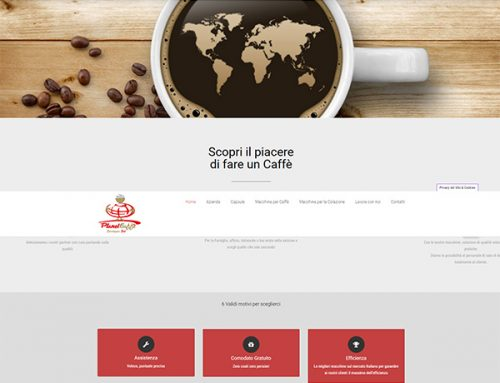 Planet Caffè Sardegna