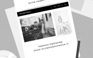 Alice Noemi Manca, Stilista Emergente Sardegna
