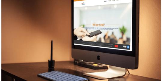 Siti Internet Informatica Wifi Hotel